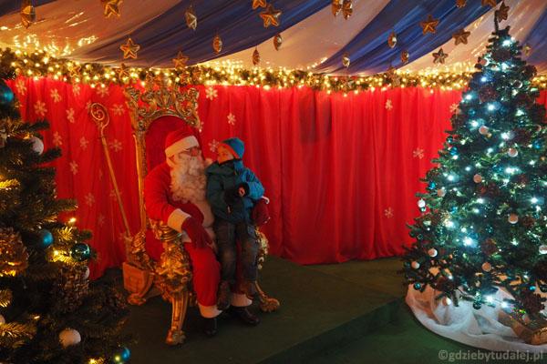 Nareszcie spotkanie z Mikołajem!