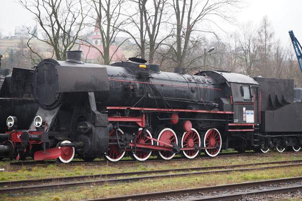 SKansen Taboru Kolejowego w Chabówce - rozpoczynamy zwiedzanie