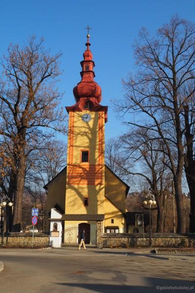 Kościół Wszystkich Świętych (XIV-XVI w.), częściowo gotycki