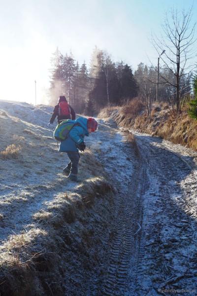 Armatki śnieżne zadbały o zimowe akcenty