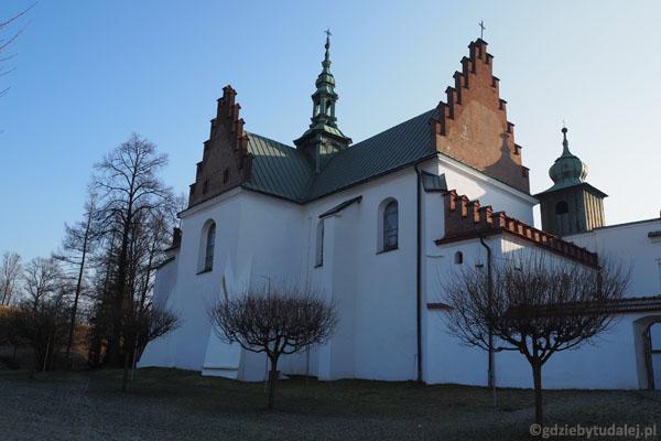 Kościół NMP Wniebowziętej i św. Stanisława (XVII w.)