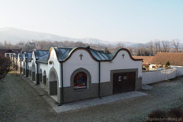 Klasztorne arkady