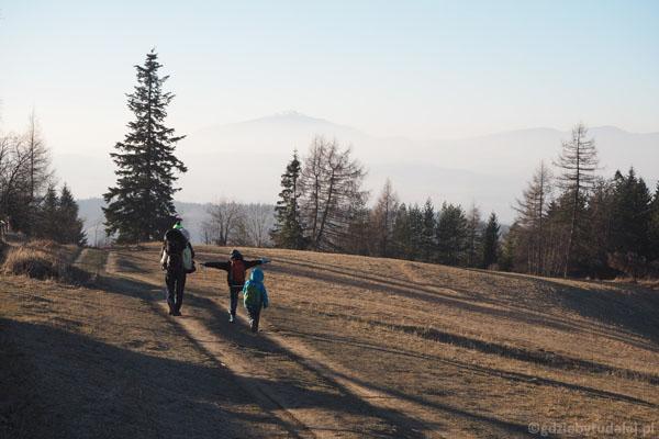 Iść, ciągle iść, w stronę... Babiej Góry