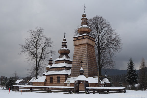 Cerkiew w Kwiatoniu (2. poł. XVII w.).