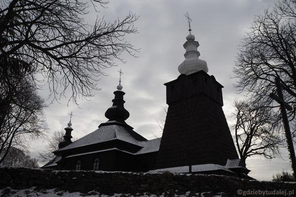 XVIII-w. cerkiew św.michała Archanioła w Brunarach została wpisana na listę UNESCO.