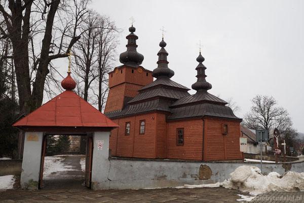 Prawosławna cerkiew w Wysowej, 2. poł. XVIII w.