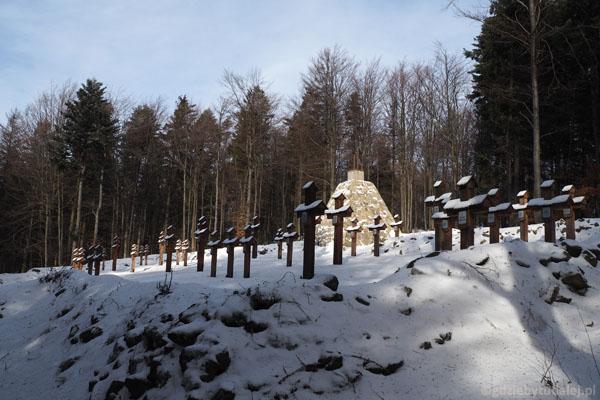Cmentarz wojenny nr 58.