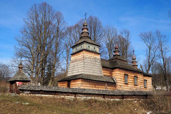 Cerkiew św. św. Kosmy i Damiana w Bartnem, przeb. w 1842 r.