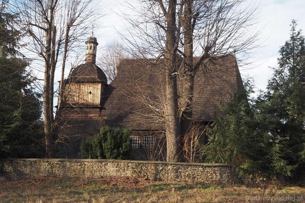 Kościół św. św. Filipa i Jakuba w Sękowej, 1520 r.