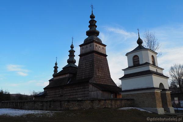 Cerkiew w Owczarach, 1653 r.