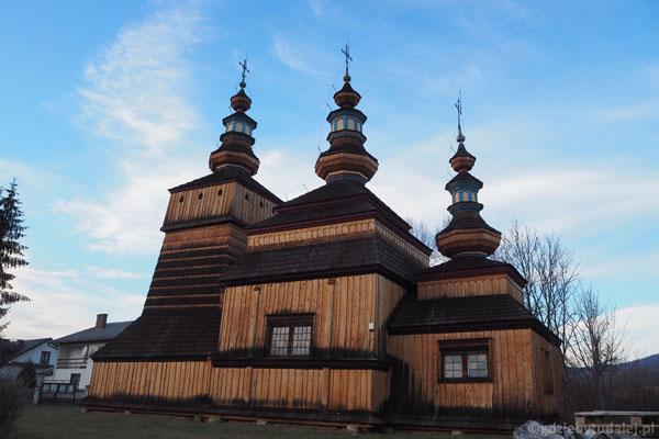 Cerkiew w Krempnej, XVIII w.