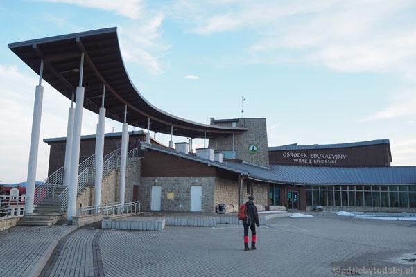 Muzeum Magurskiego Parku Narodowego.