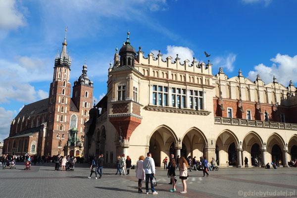 Kwintesencja krakowskiego rynku.