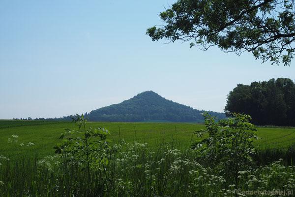 Jeśli ktoś twierdzi, że w Polsce nie ma wulkanów, Pogórze Kaczawskie zaprasza!