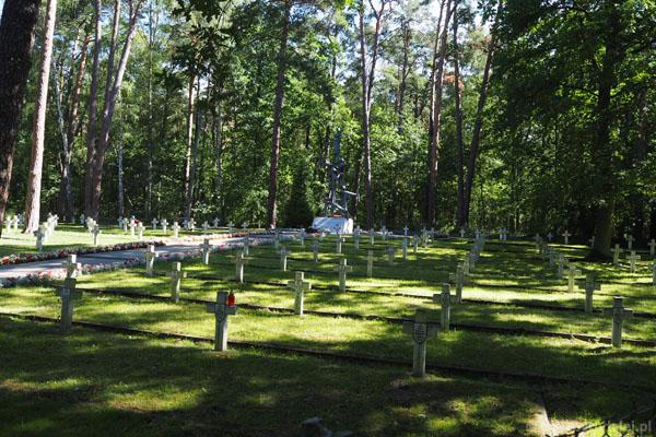 Cmentarz wojenny w Granicy