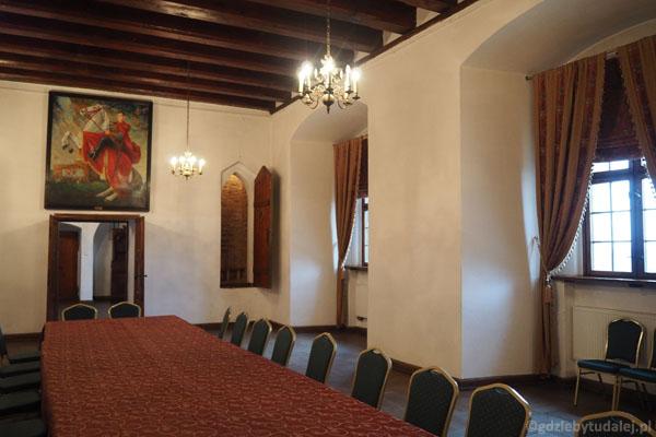 Kapitularz był miejscem ważnych spotkań braci zakonnych.