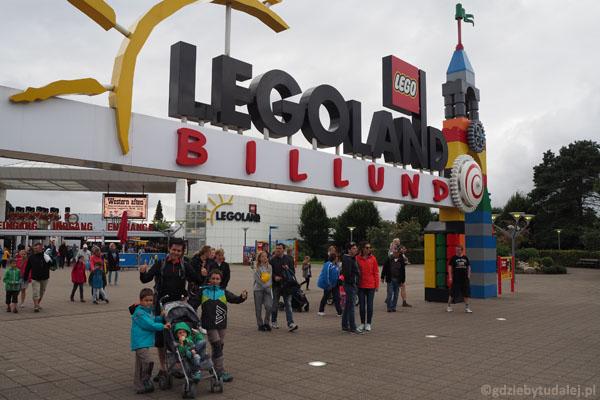Wchodzimy do Legolandu