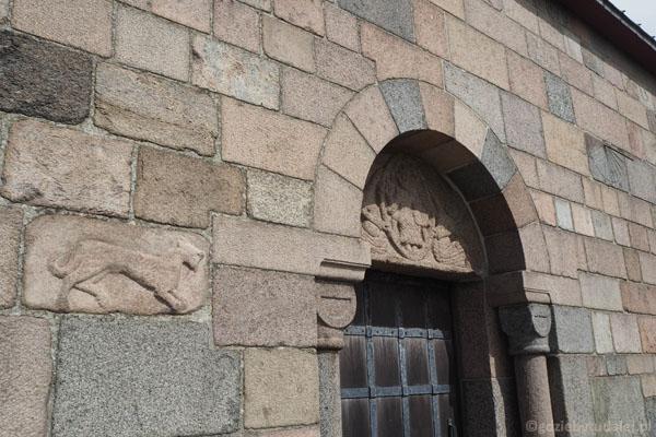 Vestervig Kirke, XI w., przeb.