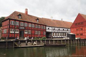 W Aarhus można przeżyć podróż w czasie