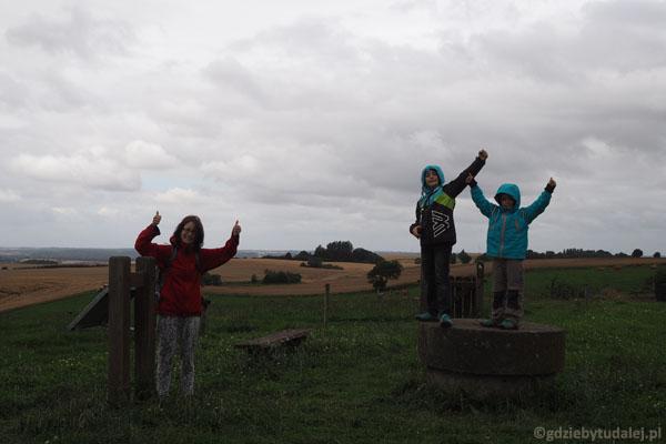 Jesteśmy na dachu Danii - Møllehøj!