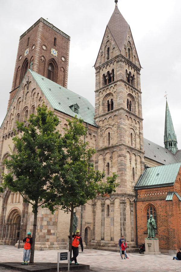 Katedra w Ribe to najstarszy kościół w Danii