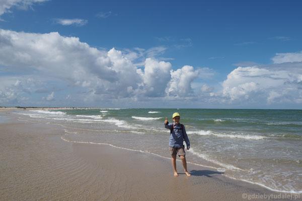 Zaliczyliśmy plażę nad Bałtykiem, teraz pora na Morze Północne