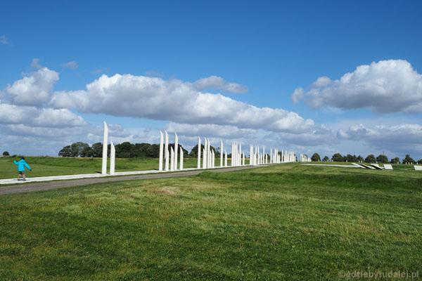 Tutejszy gród otaczała prawie półtorakilometrowa palisada - dziś tylko symboliczna.