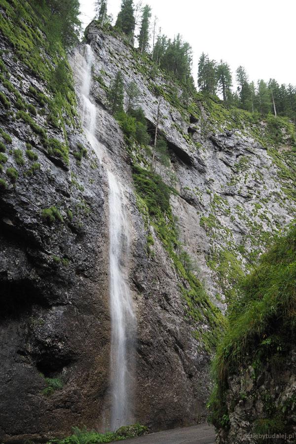 Wodospad Franzei