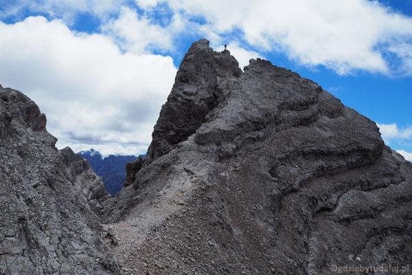 Można zrobić wypad na widokowy szczyt Cristallino d'Ampezzo (3008 m).