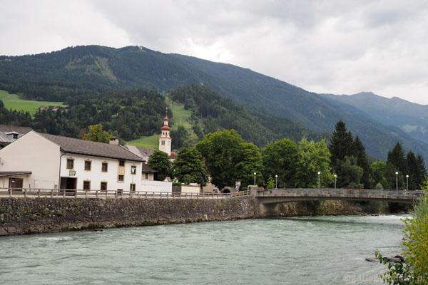 Spacer po Lienz - stolicy Tyrolu Wschodniego.