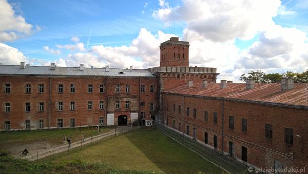 Wieża Tatarska pełniła niegdyś głównie funkcję obserwacyjną.