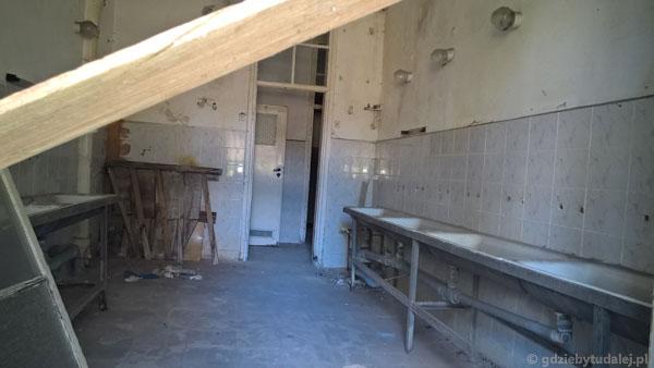 Dawne toalety.