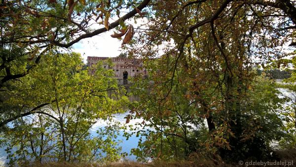 Twierdza Modlin - świetna na jesienny spacer