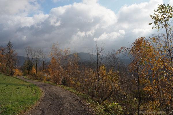Właśnie dlatego późną jesienią kochamy góry.