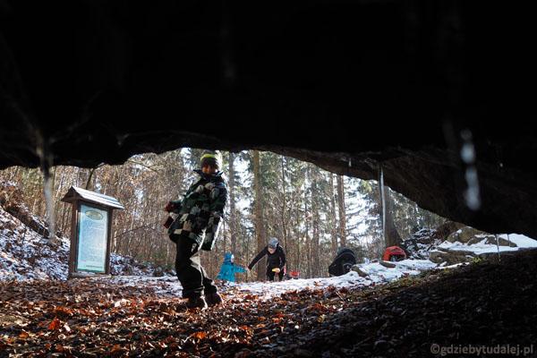 Jaskinia Solna Jama