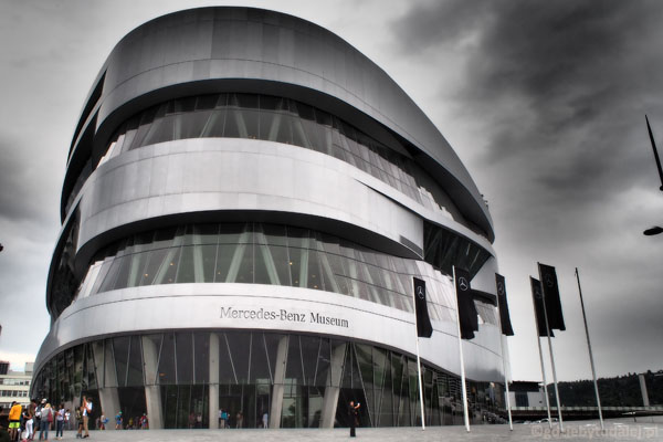 Muzeum Mercedes-Benz