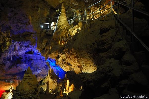Teufelshöhle Pottenstein Jaskinia Diabła