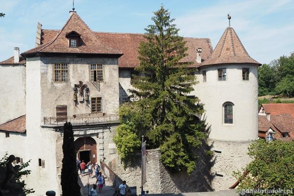 Meersburg zamek