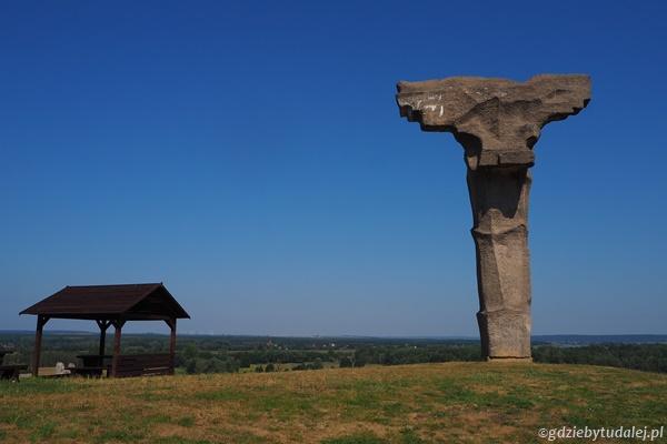 Największy pomnik orła w Polsce Cedynia